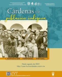 Exposición virtual Cádenas y la población indígena
