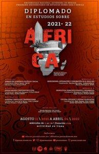 Diplomado en Estudios sobre África2021-2022
