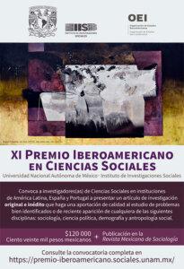Premio Iberoamericano en Ciencias Sociales